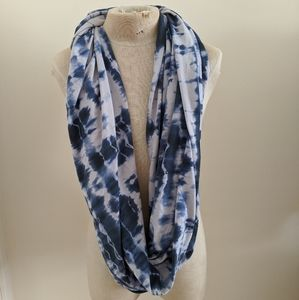 American Apparel Accessories - American Apparel Circle Scarf | Tie Dye